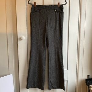 NWT NY&Co Grey Pull-On Bootcut Pant Signature Fit